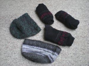 Winter Kleidung