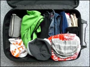 Koffer zu voll? Vakuumbeutel hilft!