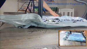 Packmate ® Vakuumbeutel nachher