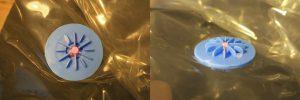 Songmics Vakuumbeutel Ventil Unterseite