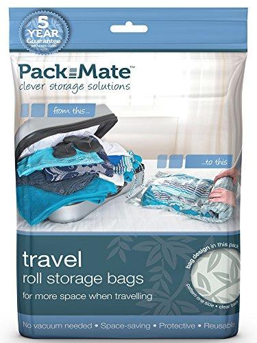 Packmate 174 Reise Vakuumbeutel Zum Rollen Vakuumbeutel
