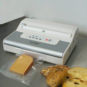Allpax P 250 Vakuumiergerät