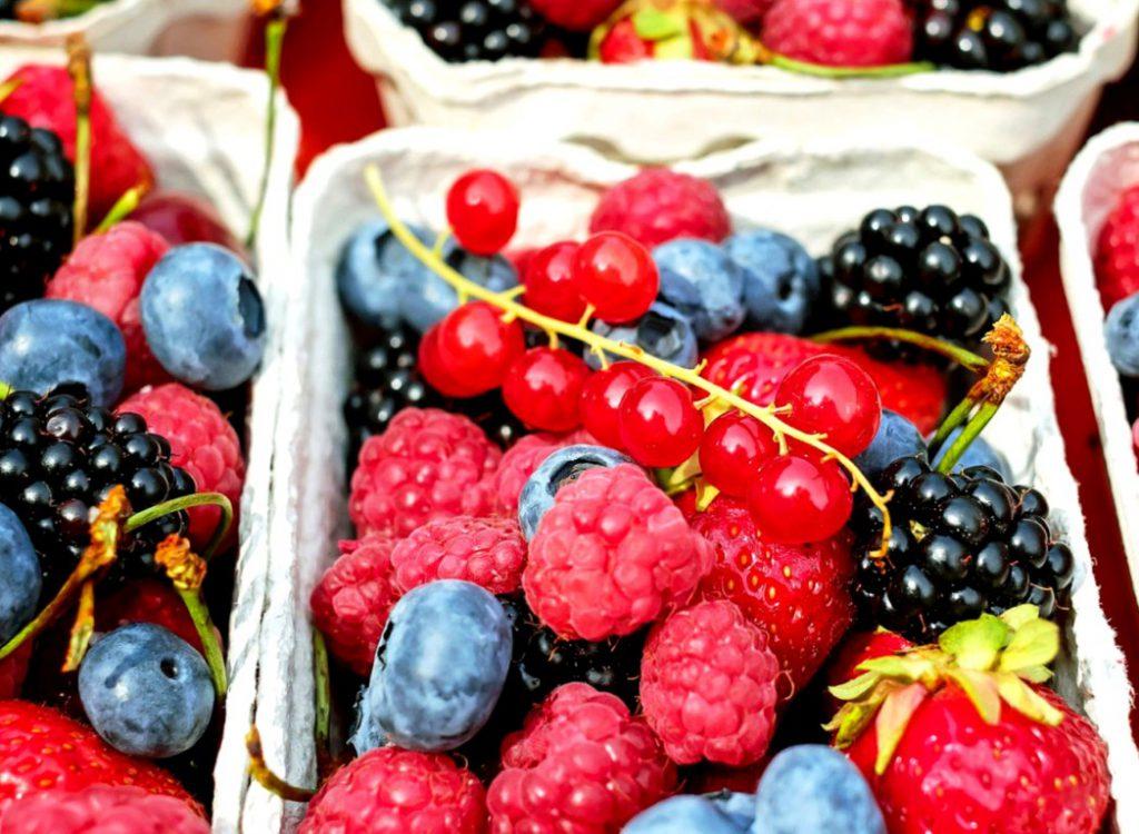 Früchte, Beeren