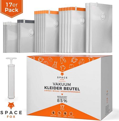 SpaceFox Vakuumbeutel