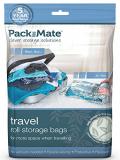 Packmate ® Reise Vakuumbeutel zum Rollen